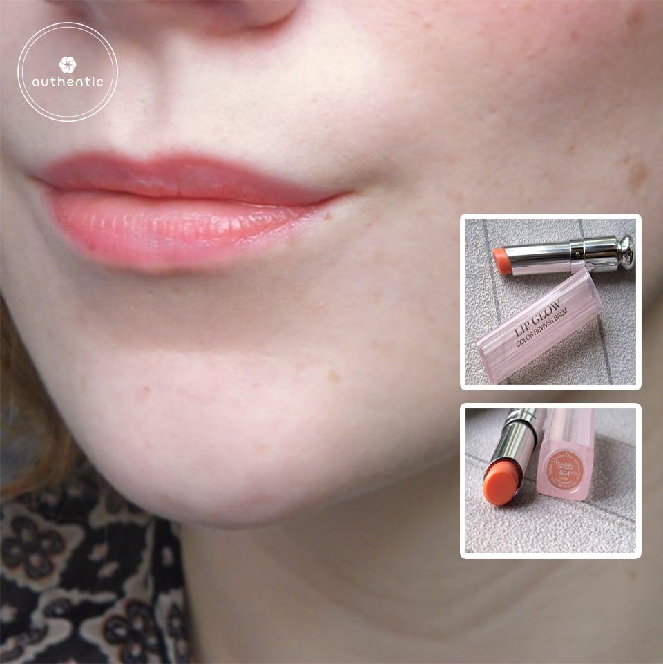 Son dưỡng Dior Addict Lip Glow màu 001 trẻ trung