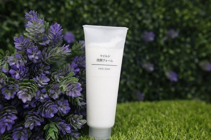 Sữa Rửa Mặt Muji Face Soap Của Nhật Chính Hãng