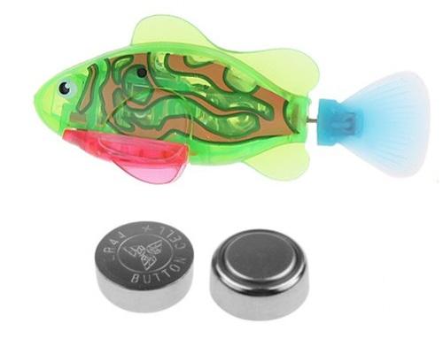 Combo 5 cá điện tử đèn Led
