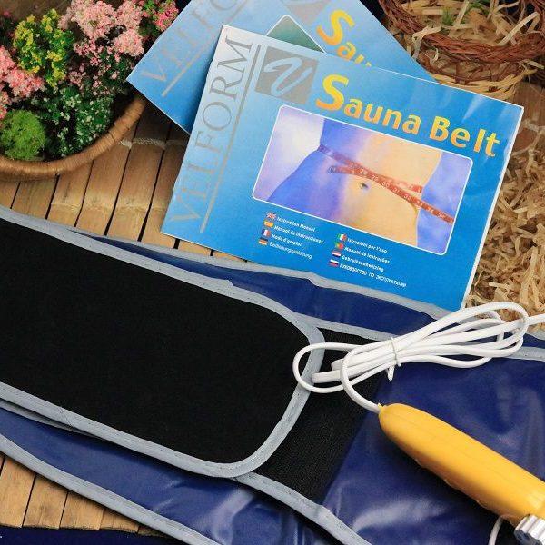 Đai quấn nóng giảm mỡ bụng Sauna Belt