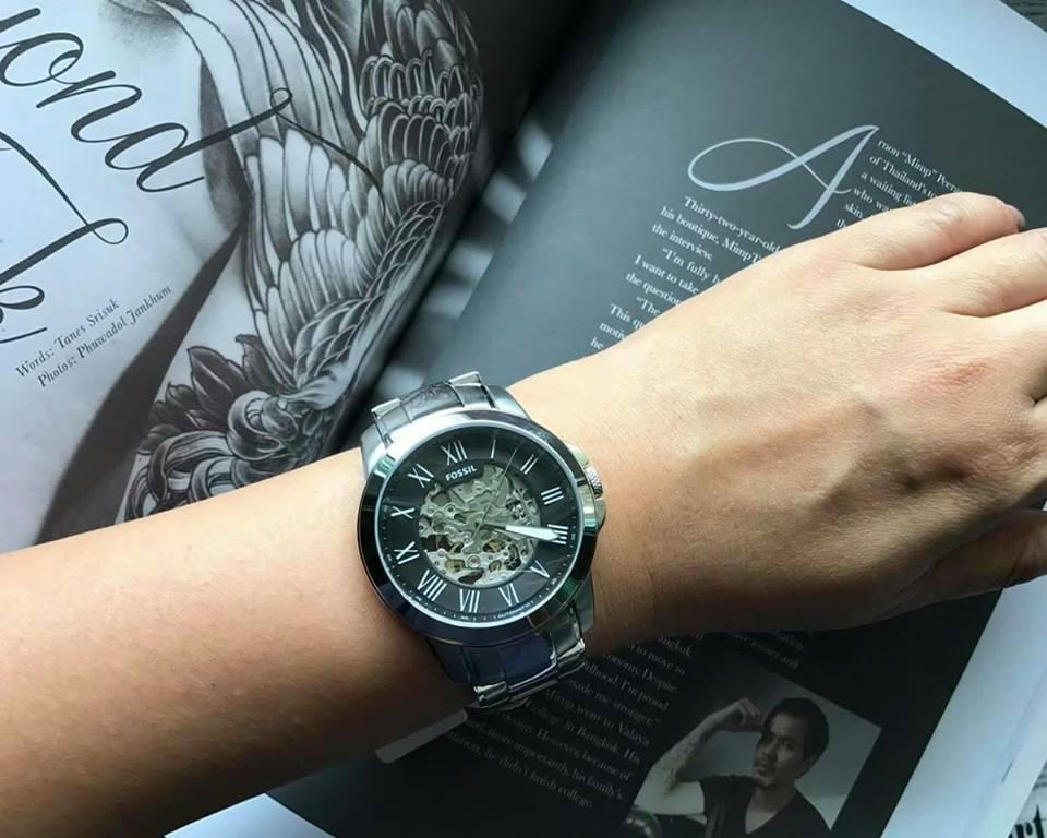Chiếc đồng hồ Fossil nam ME3103 nam tính, mạnh mẽ