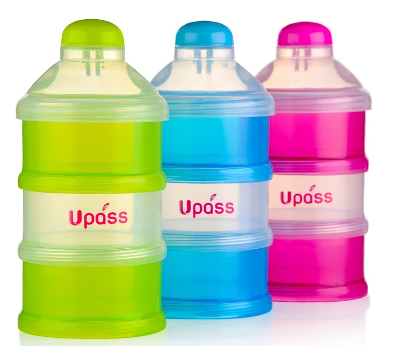 Hộp đựng sữa bột có nắp lật Upass UP8009N giá rẻ