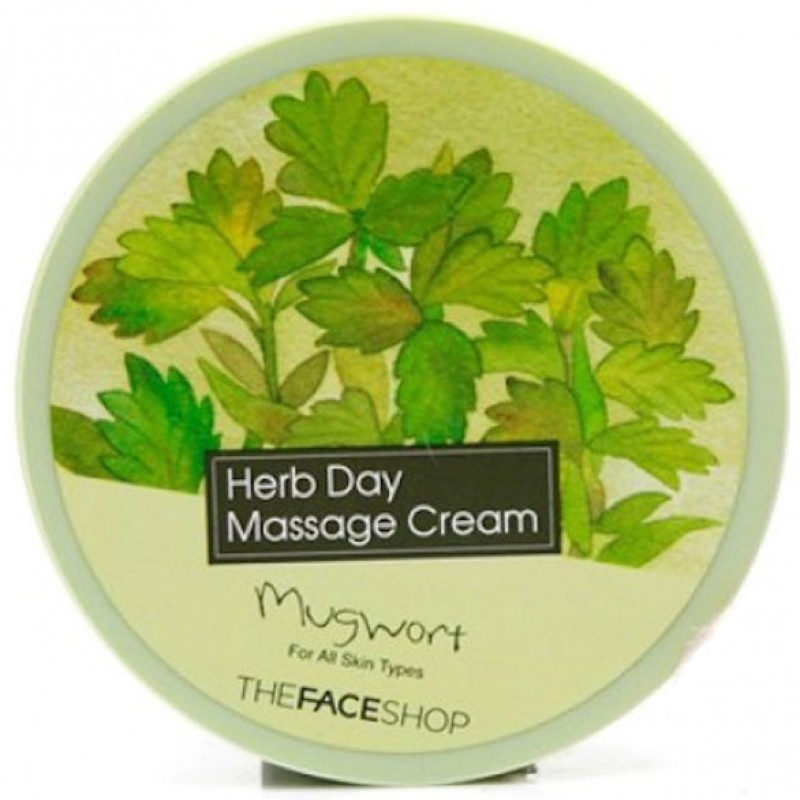 The Face shop Herb Day Massage Cream (chiết xuất cần tây)