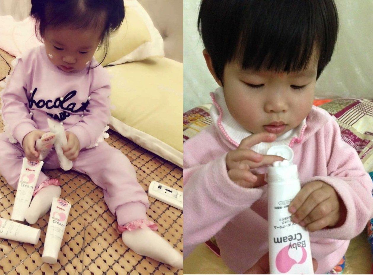 Kem nẻ cho bé Pigeon Baby Cream là sản phẩm không thể thiếu cho bé vào mùa đông