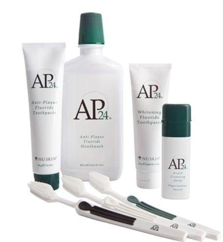 Trọn bộ sản phẩm chăm sóc răng miệng AP24 để đạt hiệu quả cao nhất