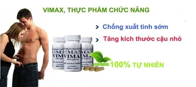 Vimax Pills hỗ trợ tăng cường sinh lý có tốt không?