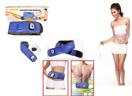 Đai massage X5 sử dụng công nghệ rung đều toàn thân, giúp làm thon gọn rất nhiều bộ phận trên cơ thể: bụng, vai, hông, đùi, mông, bắp chân, cánh tay,…