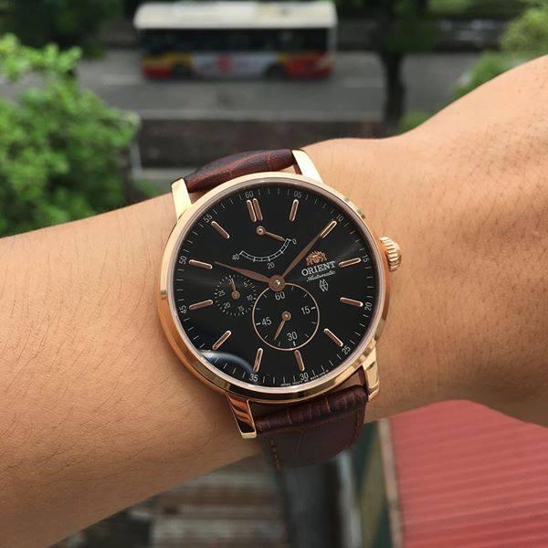 Đồng hồ Orient Multihand Cafe FEZ09001B0 4