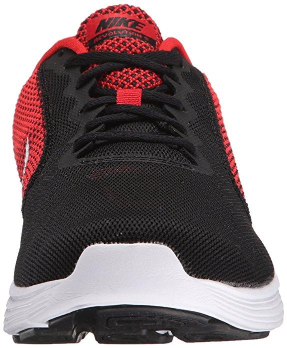Giày thể thao nam NIKE Revolution 3 Red/Black/White/Silver 2