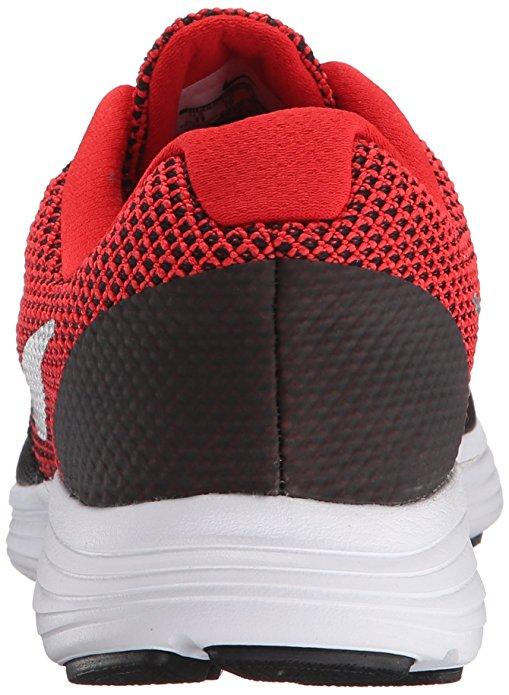 Giày thể thao nam NIKE Revolution 3 Red/Black/White/Silver 3