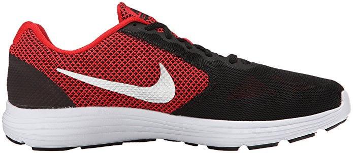 Giày thể thao nam NIKE Revolution 3 Red/Black/White/Silver 6