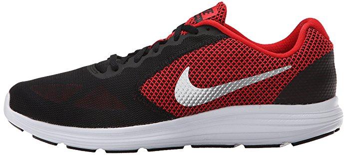 Giày thể thao nam NIKE Revolution 3 Red/Black/White/Silver 8