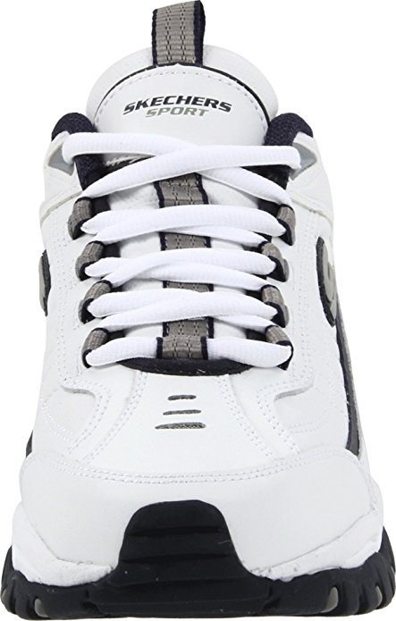 Giày thể thao nam Skechers Energy Afterburn White/Navy 2