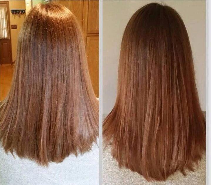 Hair Skin Nails Gummies cho tóc chắc khỏe, giảm gãy rụng, kích thích mọc tóc