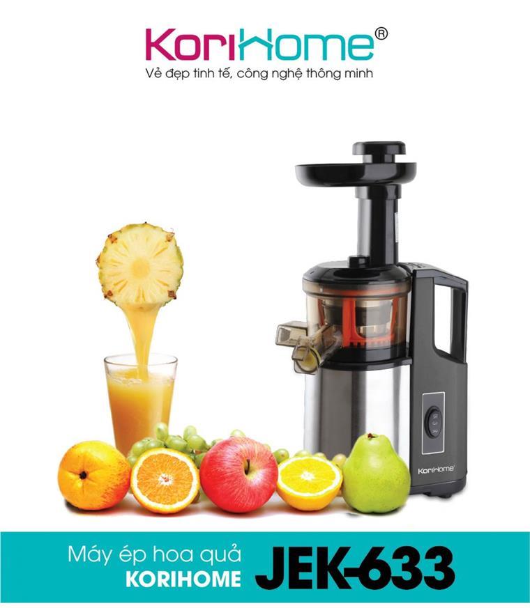 Máy ép trái cây Korihome JEK-633