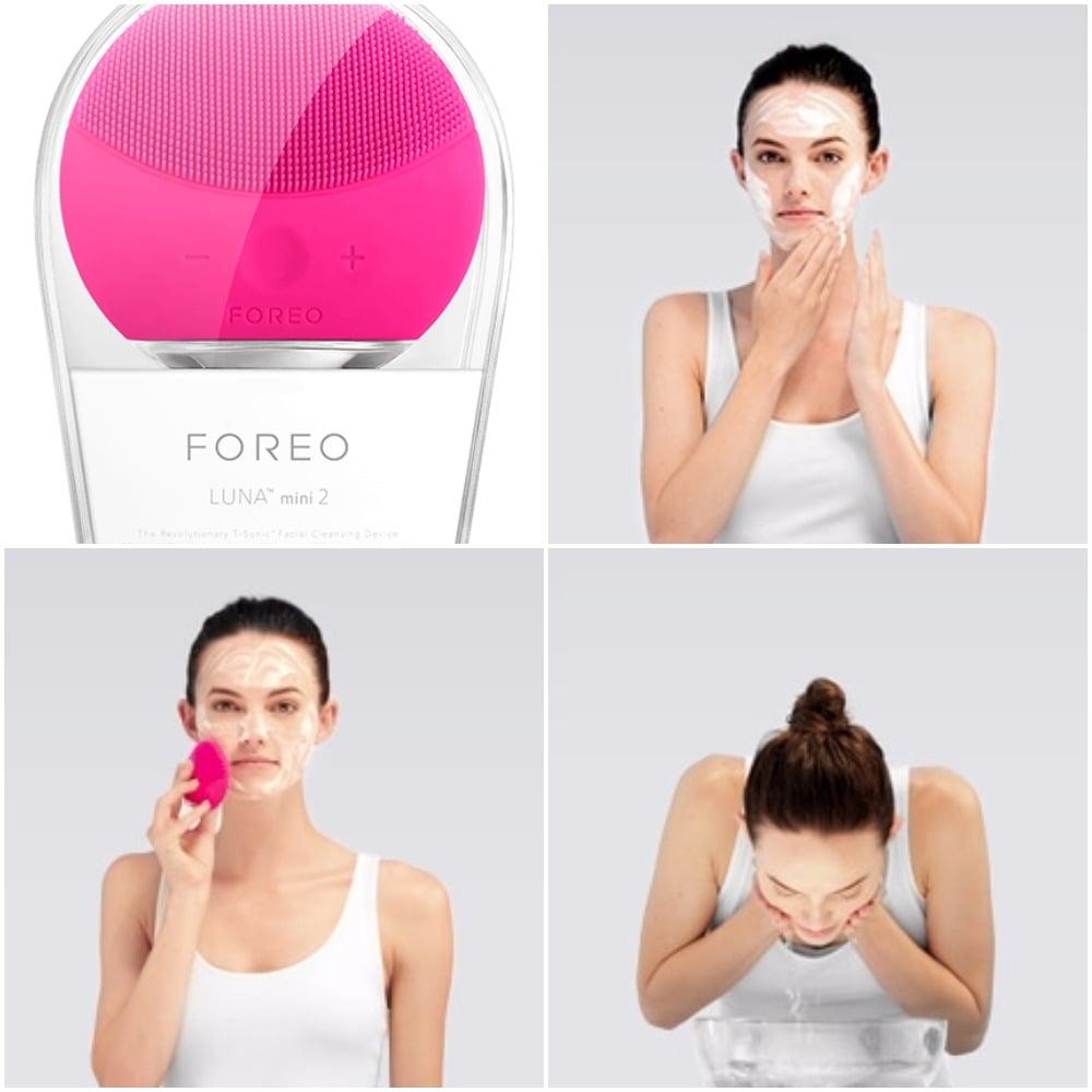 Cách sử dụng máy rửa mặt Foreo Luna Mini 2
