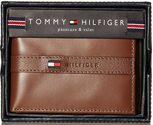 Ví da nam Tommy Hilfiger Ranger Passcase trẻ trung 4