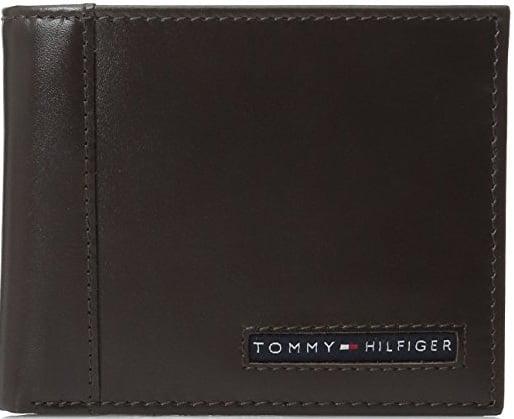 Ví da nam Tommy Hilfiger Men's Cambridge Passcase cao cấp