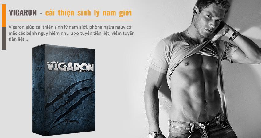Vigaron cải thiện sinh lý nam giới có tốt không?