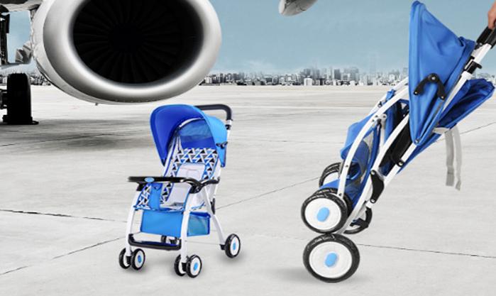 Xe đẩy Baobaohao 711B cho bé tiện dụng giá rẻ toàn quốc
