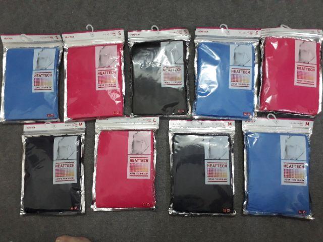 Cách phân biệt áo giữ nhiệt uniqlo chính hãng qua bao bì