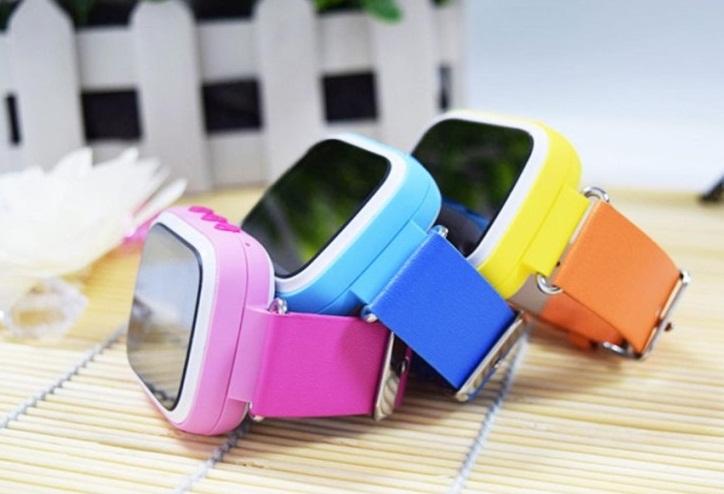 Đồng hồ định vị trẻ em GPS ITV Q523 kiểu dáng thời trang và nhiều tính năng hiện đại