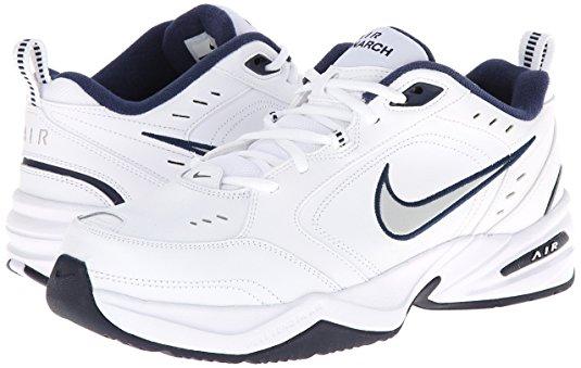 Giày thể thao nam Nike Air Monarch IV Training Shoe Trắng