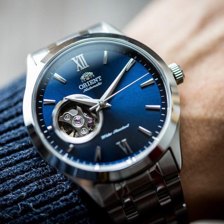 Đồng hồ Orient Golden Eye II FAG03001D0 5