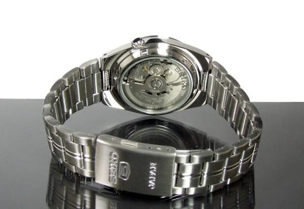 Đồng hồ Seiko Automatic SNKK11K1 cho nam 3