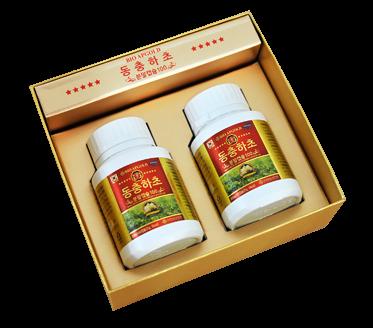 Đông trùng hạ thảo Gold Bio Hàn Quốc 350mg