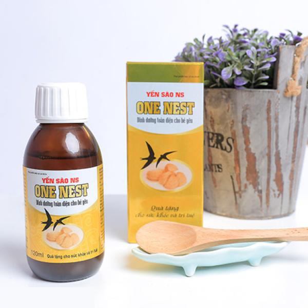 Siro yến sào One Nest cho trẻ biếng ăn, tăng sức đề kháng 1