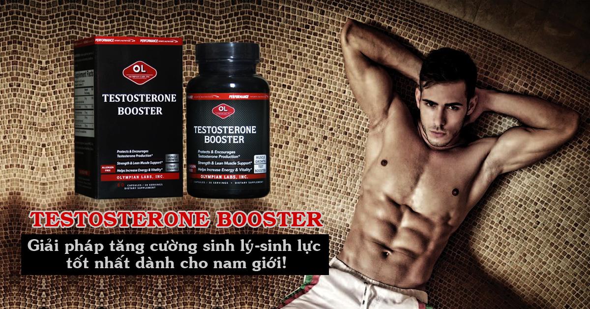 Giúp cơ thể điều tiết, bảo vệ và kích thích sản sinh Testosterone cùng các chất thiết yếu giúp tạo sức bền