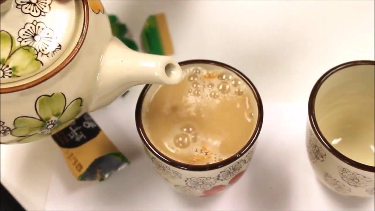 Sản phẩm có hương vị thơm ngon, dễ uống
