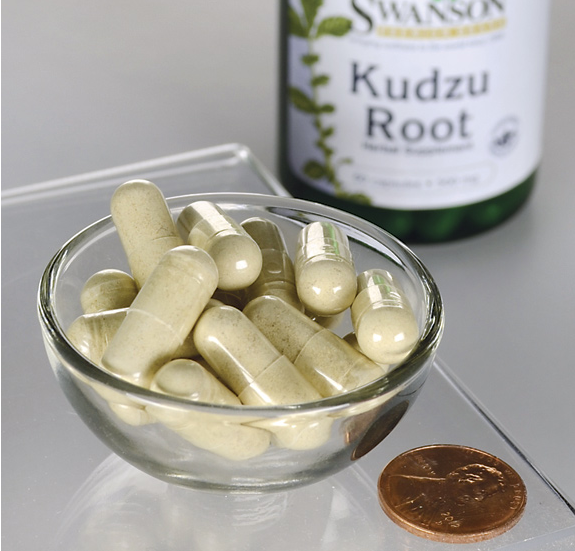 Viên cai rượu Kudzu Root chiết xuất thảo mộc an toàn với sức khỏe