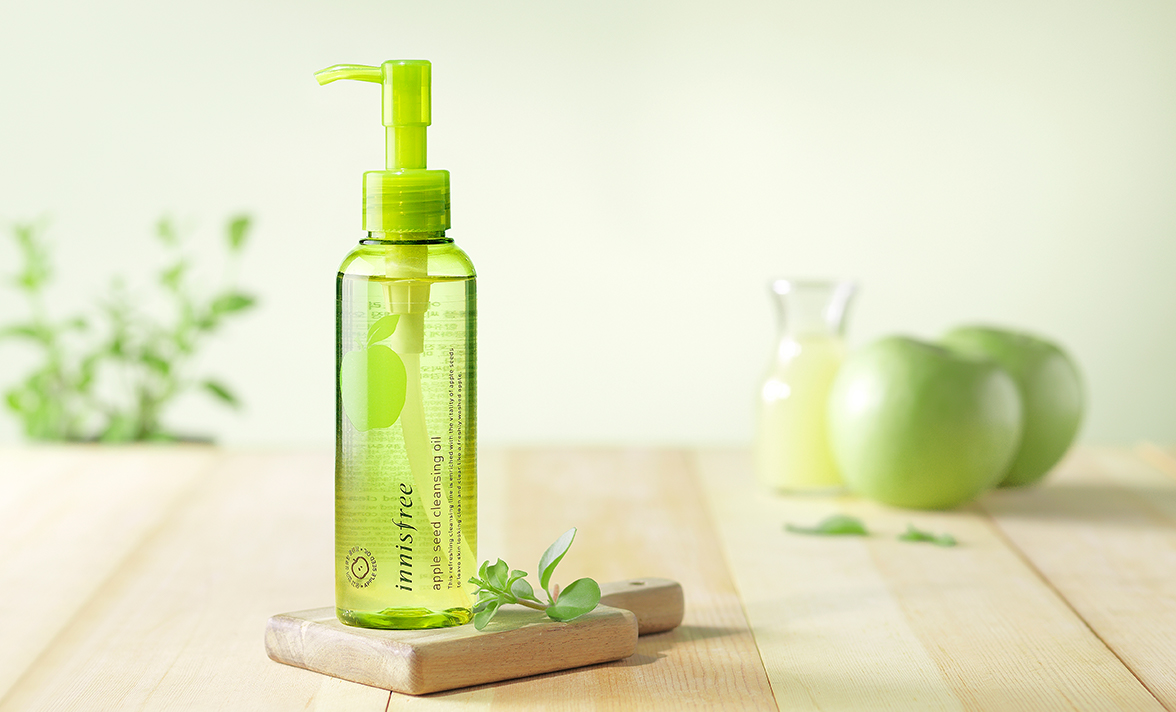 Dầu tẩy trang Apple Seed Cleansing Oil 150ml 1