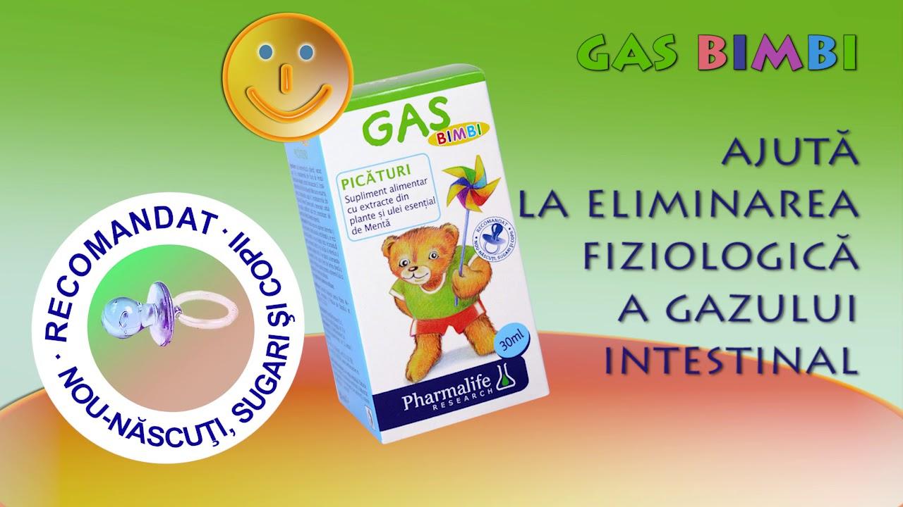 Thực phẩm bảo vệ sức khỏe GAS bimbi 2