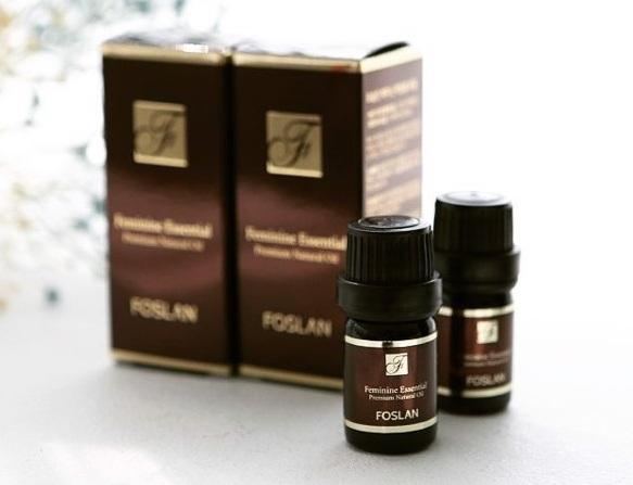 Nước hoa vùng kín Foslan - kháng viêm khử mùi hôi