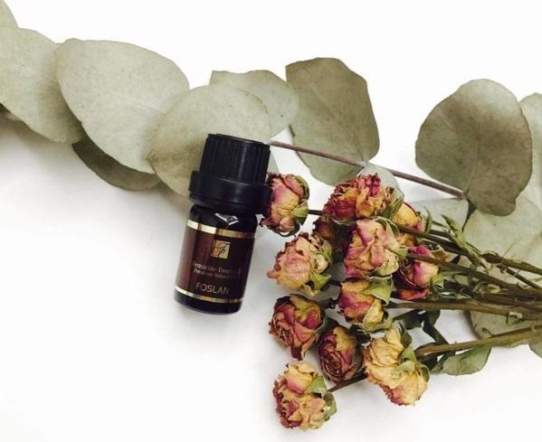 Nước hoa vùng kín Foslan - kháng viêm khử mùi hôi 2