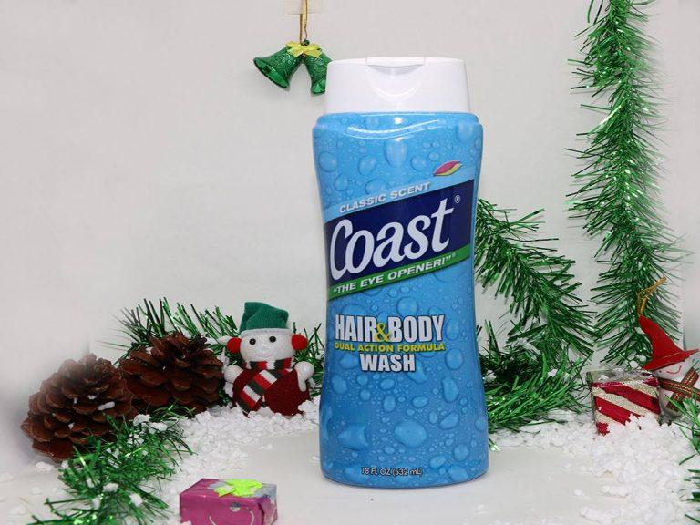Sữa tắm gội Coast Hair & Body Wash Classic dành cho nam
