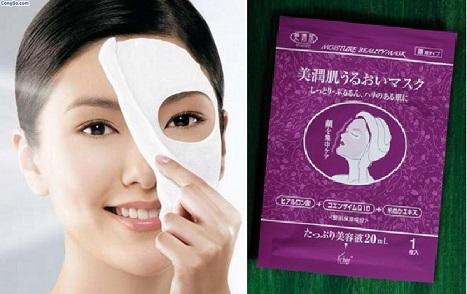 Mặt nạ dưỡng da Collagen Moisture Beauty Mask 1