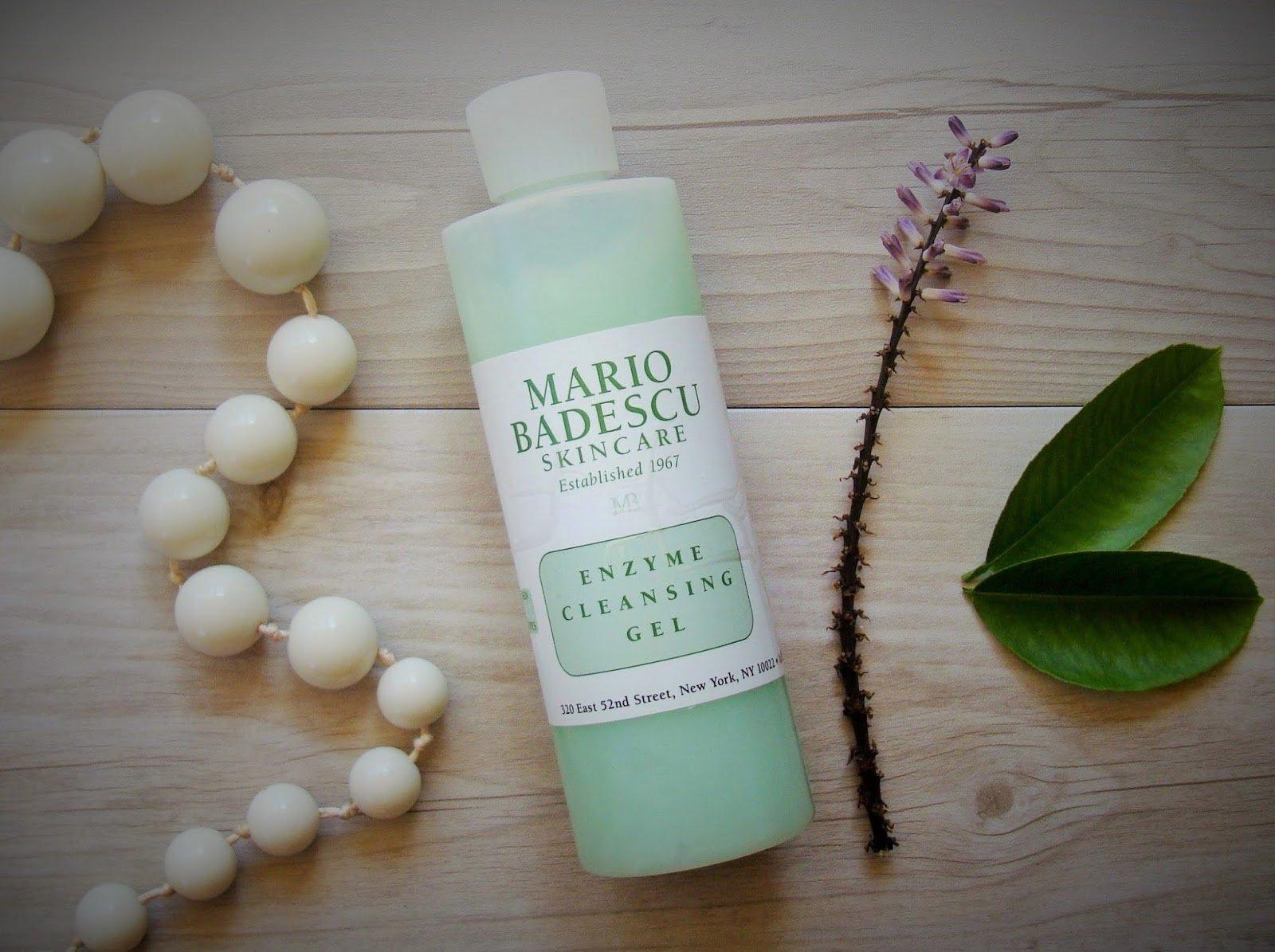 Sữa Rửa Mặt Mario Badescu Enzyme Cleansing Gel