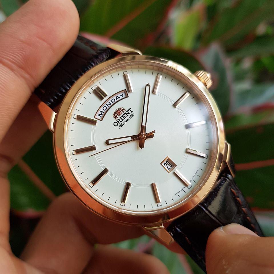 Đồng hồ Orient FEV0U002WH chính hãng dành cho nam 3