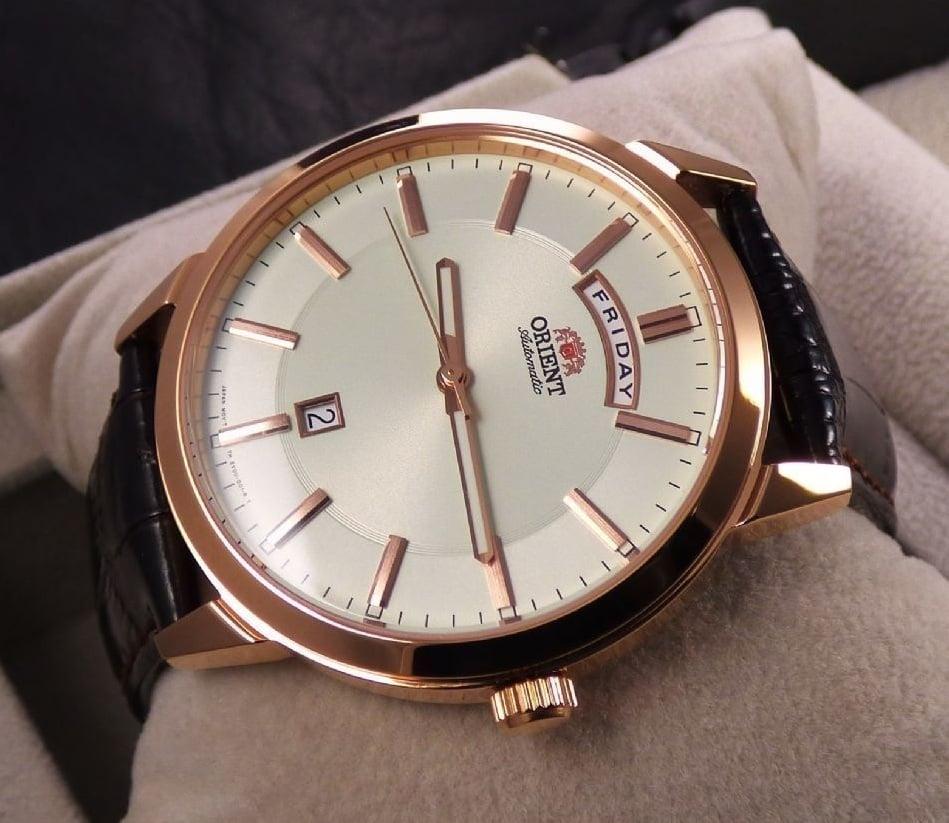 Đồng hồ Orient FEV0U002WH chính hãng dành cho nam 1
