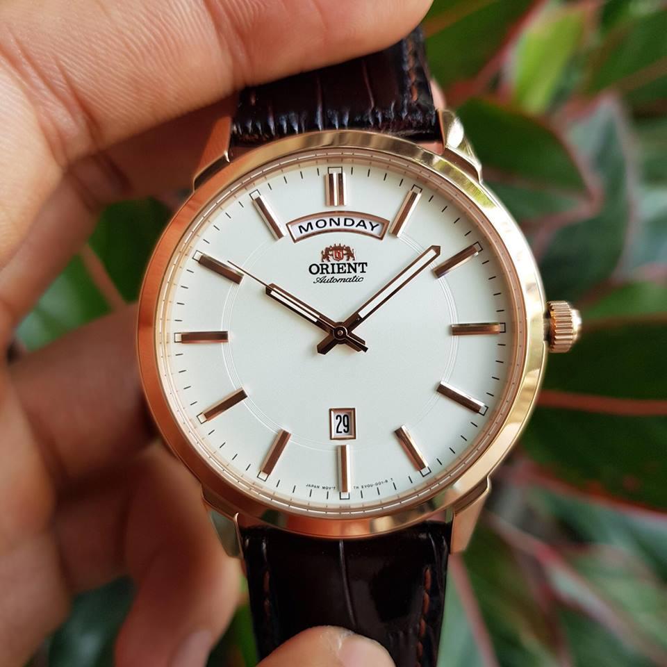 Đồng hồ Orient FEV0U002WH chính hãng dành cho nam 2