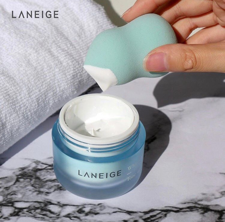 Kem Dưỡng Trắng Da Laneige White Dew Tone-Up Cream 50ml 1
