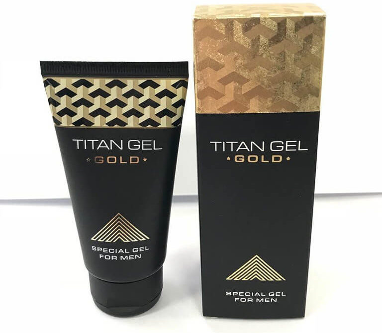 Titan Gel Gold Tăng Kích Thước Dương Vật Cao Cấp