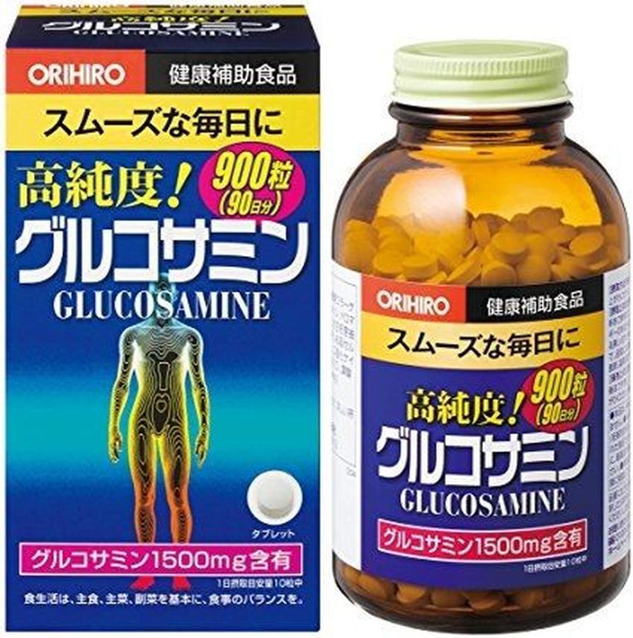 Kết quả hình ảnh cho glucosamine
