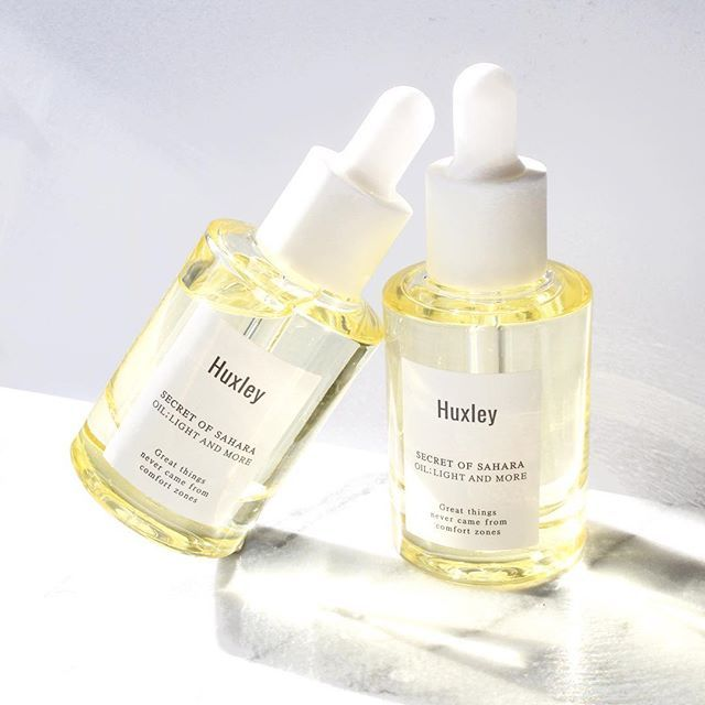 Tinh chất dưỡng da chống lão hóa Huxley Oil Essence 2