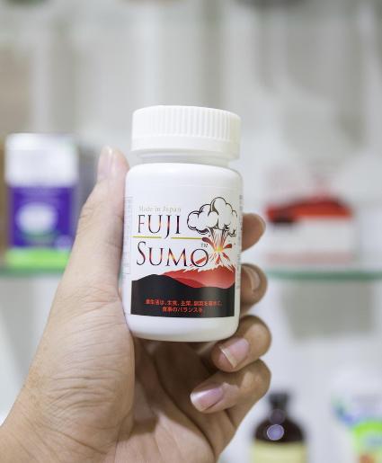 Fuji sumo viên uống tăng cường sinh lý nam giới 2