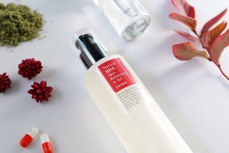 Nước hoa hồng kiềm dầu trị mụn Cosrx Natural BHA Skin 2